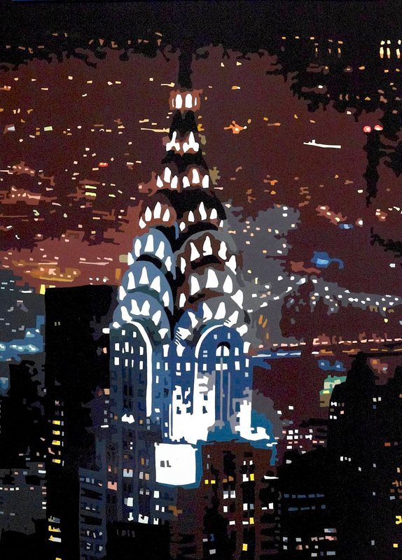 Twilight Chrysler V, New York