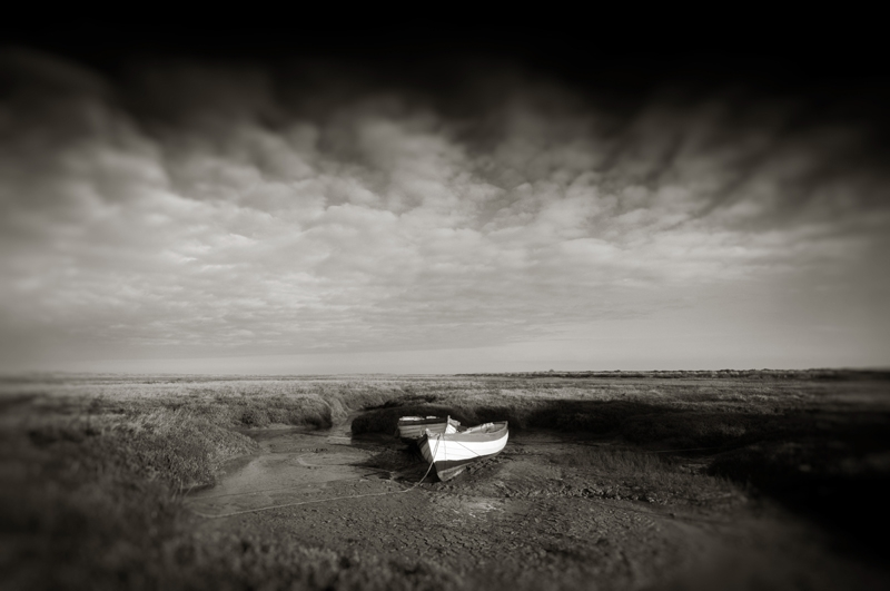 Brancaster Staithe Boats